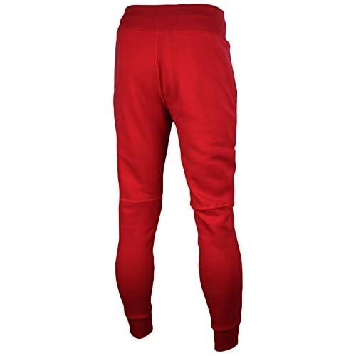 64b11b21c55ad9 Jordan Men s Nike Varsity Fleece Graphic Sweatpants-Gym Red low-cost ...