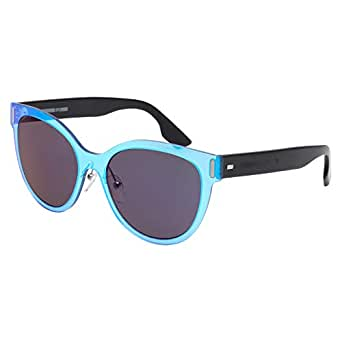 MCQ Cat Eye Women's Sunglasses - MQ0023S 003-54-18-140mm