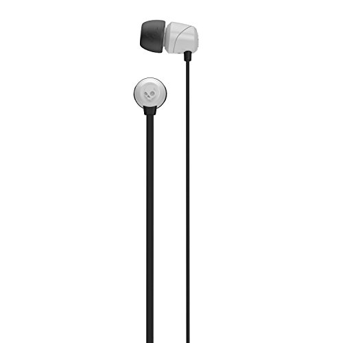 Skullcandy Jib Earbuds, White, Model S2DUDZ-072 by Skullcandy