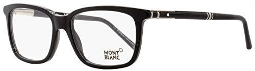 Eyeglasses Montblanc MB 489 MB0489 001 shiny