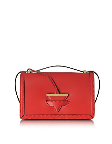 Rossa Le Donna Pelle Parmentier Tracolla H119red In RXHRqr