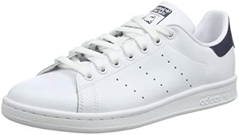 the best attitude 45a50 d673c adidas Mens M20324 Stan Smith Multi Size: 10.5 White/Blue ...
