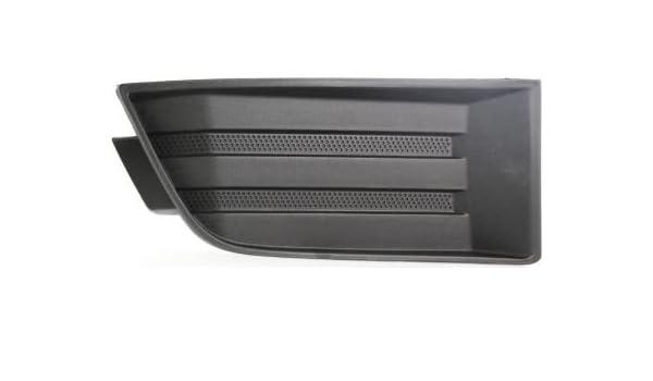 Black Plastic Passenger Side Fog Light Cover Front For Edge 07-10