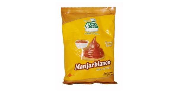 Amazon.com : La Casa del Alfajor Manjar Blanco 400gr 12 Pack : Grocery & Gourmet Food