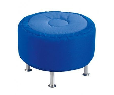 Wesco 24311 Cocoon Round Pouffe Cylindrical Cushion