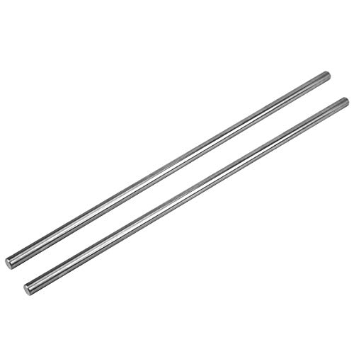 (2 Pack 18 Inch Winding Rods for Torsion Springs, 0.5inch Diameter Steel Winding Bars for Adjusting or Replacing Garage Door Tension Springs)