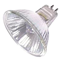 Ushio BC6292 1000418 - 50W - Eurostar Reflekto - EXT Spot - Glass Face - 3,500 Life Hours - 12V Halogen Light Bulb