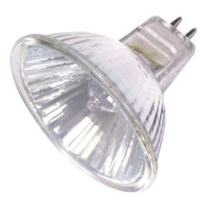 Plusrite 3229 3228 - 35 Watt Halogen Light Bulb - Mr16 - Fmw Flood - Glass Face - 2,000 Life Hours - 1,300 Candlepower - 12 Volts,