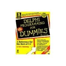 Delphi Programming for Dummies by Neil J. Rubenking (1996-05-24)