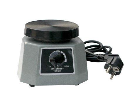 NSKI Dental Lab Vibrator 4'' Round Dentist Equipment