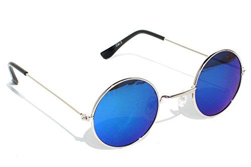 Lennon Haze de John bleu Argenté sac lunettes avec lunettes des nbsp;'s Tedd 60 YxIXdqYR