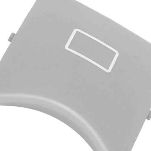 Techo solar Ventana de tejado Bot/ón ABS Panel de control Interruptor de la luz del reemplazo para W164 W251