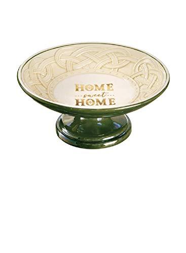 - Grasslands Road Home Sweet Home Pedestal Dish