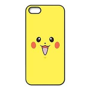 Pokemon iPhone 5 5s Cell Phone Case Black Lqrah
