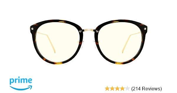 ab2851a5422 Amazon.com  TIJN Blue Light Block Glasses