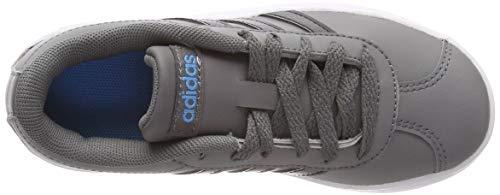 Adidas Deporte Zapatillas De 2 Court ftwbla negbás Vl K 0 gricua 000 Niños Unisex Multicolor X0XwS