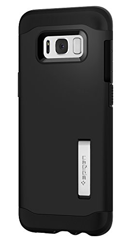 Spigen Slim Armor Galaxy S8 Plus Case with Air Cushion Technology and Hybrid Drop Protection for Galaxy S8 Plus (2017)
