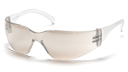 Pyramex Safety Products Intruder Eyewear, Indoor/Outdoor Frame, Indoor/Outdoor-Hardcoated ()