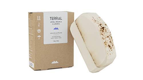 Sabonete Argila Branca - Terral Natural
