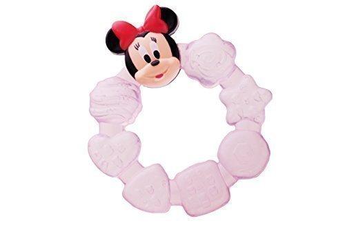 Anneau de dentition froid rempli d'eau Disney Mini Souris à partir de 3 Mois anneau de dentition OKT Kids