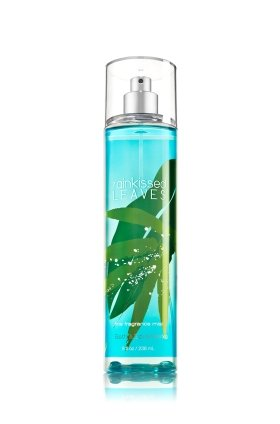 bath and body works rainkissed leaves mist