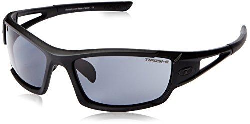 (Tifosi Dolomite 2.0 Tactical Sunglasses,Matte Black,59 mm)