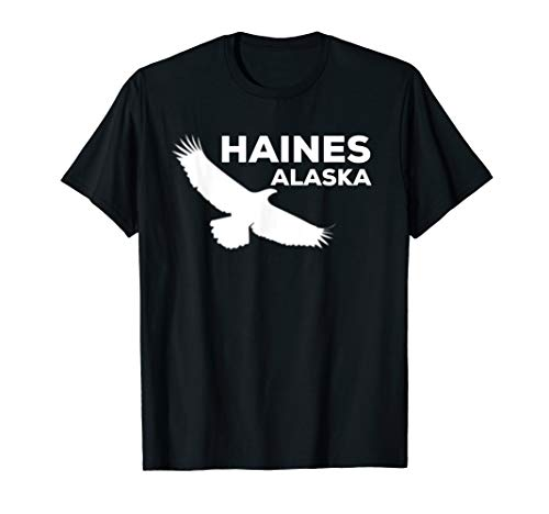 (Haines Alaska Eagle Tshirt )