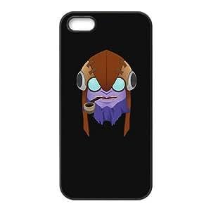 iPhone 5,5S Phone Case Black Tinker WE9TY633166