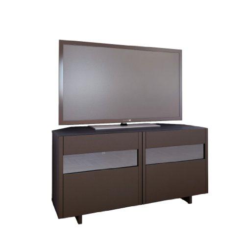 Nuance 48-inch Corner TV Stand 102737 from Nexera, Espresso (Contemporary Corner Tv Stands)