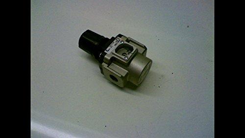 (Smc Ar40k-F03e3 Air Regulator Set Pressure with Backflow Mechanism Ar40k-F03e3)