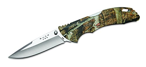 UPC 033753126079, Buck Knives 0286CMS22 Bantam Mossy Oak Break-Up Infinity Folding Knife