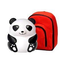 Portable - Pediatric Compressor - Asthma Machine - Panda Bear