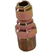 AR North America 5312 3/8M Steel Plug