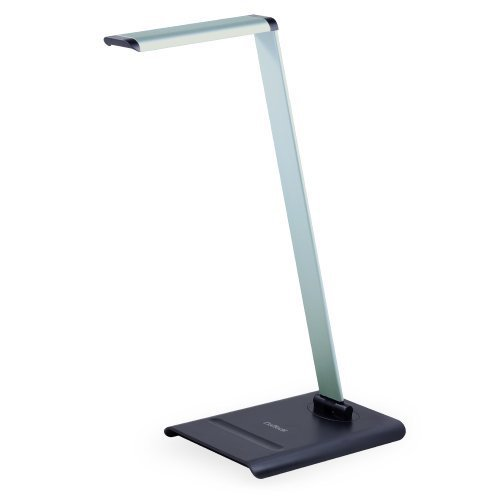 Dimmable Desk Lamp - Daffodil LEC250  9W Dorm Room Study Lamp for College Students