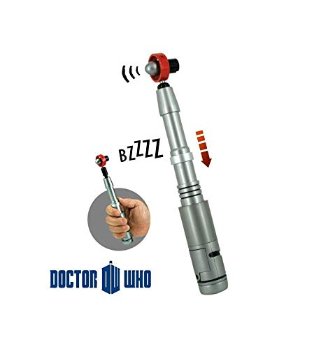 Doctor Who Sonic Screwdriver - Fourth Doctor's Replica Gadget with Dr Who Sound Effects ()