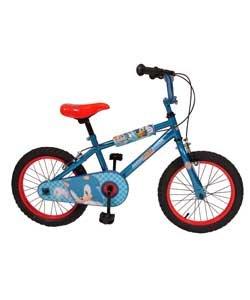 Amazon Com Sega Sonic 16 Inch Bike Boys Baby
