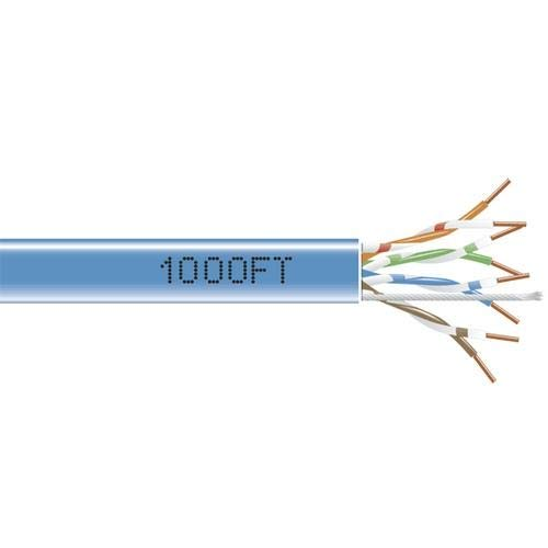 Black Box EYN851A-PB-1000 CAT5e Solid Bulk Cable Pack of 2 pcs