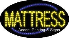 Mattress Flashing & Animated LED Sign (High Impact, Energy Efficient)