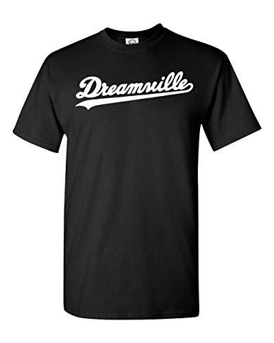 J. Cole Dreamville T-Shirt 4 Your Eyez Only Tour Rap Hip Hop Cole World Men S-3X (XL, Black) (4 Your Eyez Only J Cole Shirt)