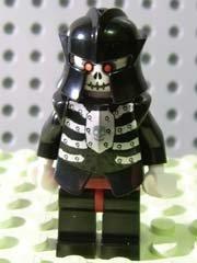LEGO Minifigure Fantasy Era - Skeleton Warrior