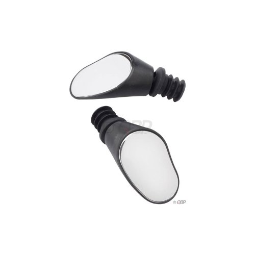 Sprintech Dropbar Mirror Double Black