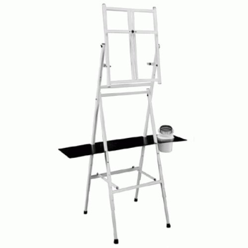 Martin Bob Ross 2-in-1 Metal TV Easel by Martin