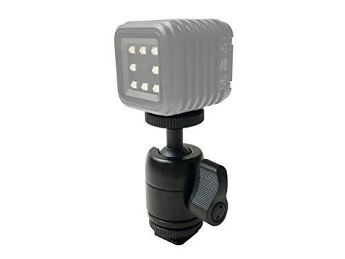 Litra Cold Shoe Ball Mount by Litra