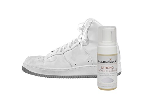 COLOURLOCK Strong Leather Cleaner for Car interiors, furniture upholstery, bags and clothing 4.22fl oz by Colourlock (Image #4)