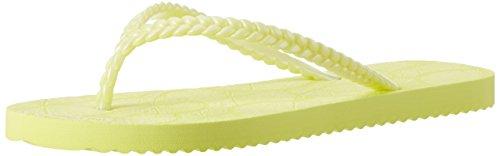 Gelb Flip Sunny Lemon Flop Chanclas Slim Lemon Mujer O741z