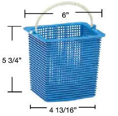 Aladdin B-167 replacement for Hayward SPX1600M Super Pump Basket