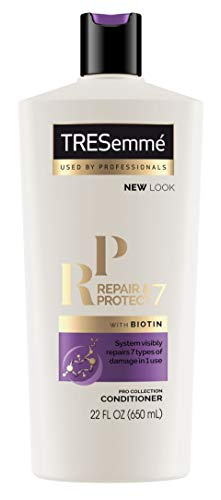 (Tresemme Shampoo & Conditioner Repair & Protect 7 With Biotin - 22 Ounce each)
