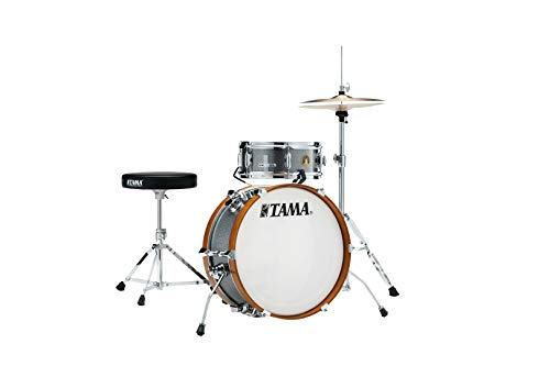Tama Club Jam Mini 12/18 2pc. Drum Kit Galaxy Silver