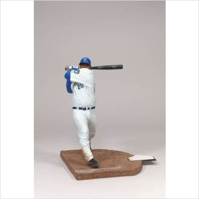 McFarlane Toys MLB Sports Picks Series 19 Action Figure Prince Fielder (Milwaukee Brewers) White Jersey