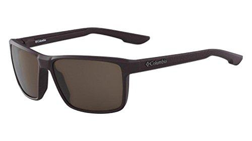Sunglasses Columbia HAZEN 002 MATTE BLACK-SMOKE